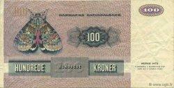 100 Kroner DANEMARK  1989 P.051f TTB