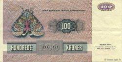 100 Kroner DANEMARK  1988 P.051f TTB