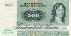 500 Kroner DANEMARK  1988 P.052d TTB