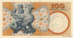 100 Kroner DANEMARK  1999 P.056a NEUF