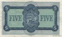 5 Pounds ÉCOSSE  1962 P.167a SUP