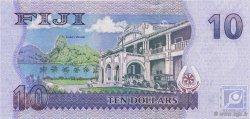 10 Dollars FIDJI  2007 P.111a pr.NEUF
