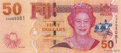 50 Dollars FIDJI  2007 P.113a NEUF