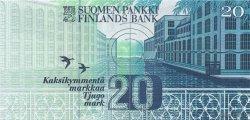 20 Markkaa FINLANDE  1993 P.122 pr.NEUF