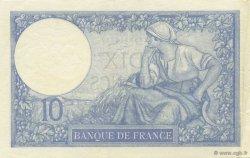 10 Francs MINERVE FRANCE  1930 F.06.14 SUP+