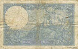 10 Francs MINERVE modifié FRANCE  1940 F.07.24 TB