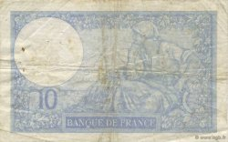 10 Francs MINERVE modifié FRANCE  1940 F.07.25 TB+