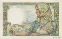 10 Francs MINEUR FRANCE  1944 F.08.10 pr.NEUF