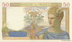 50 Francs CÉRÈS FRANCE  1936 F.17.23 SUP+