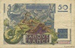 50 Francs LE VERRIER FRANCE  1947 F.20.07 TB+