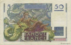 50 Francs LE VERRIER FRANCE  1949 F.20.13 SUP