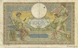 100 Francs LUC OLIVIER MERSON grands cartouches FRANCE  1924 F.24.02 B