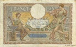 100 Francs LUC OLIVIER MERSON grands cartouches FRANCE  1931 F.24.10 TB