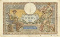 100 Francs LUC OLIVIER MERSON grands cartouches FRANCE  1931 F.24.10 TTB