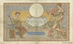 100 Francs LUC OLIVIER MERSON grands cartouches FRANCE  1933 F.24.12 B+