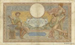100 Francs LUC OLIVIER MERSON grands cartouches  FRANCE  1936 F.24.15 pr.TB