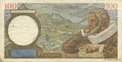 100 Francs SULLY FRANCE  1940 F.26.22