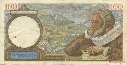 100 Francs SULLY FRANCE  1940 F.26.24 TTB+