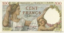 100 Francs SULLY  FRANCIA  1940 F.26.32