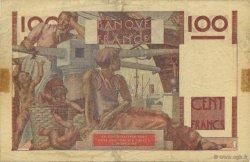 100 Francs JEUNE PAYSAN FRANCE  1946 F.28.06 TB+