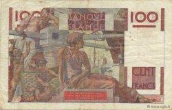 100 Francs JEUNE PAYSAN FRANCE  1947 F.28.13 TTB