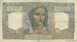 1000 Francs MINERVE ET HERCULE FRANCE  1945 F.41.06 TB+