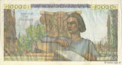 10000 Francs GÉNIE FRANÇAIS FRANCE  1952 F.50.60 pr.SUP