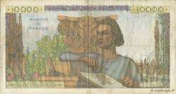 10000 Francs GÉNIE FRANÇAIS FRANCE  1952 F.50.61 TB+