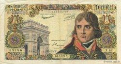 10000 Francs BONAPARTE FRANCE  1957 F.51.09 TB