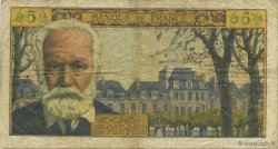 5 Nouveaux Francs VICTOR HUGO FRANCE  1964 F.56.15 TB