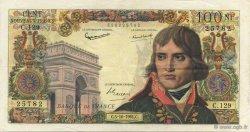 100 Nouveaux Francs BONAPARTE FRANCE  1961 F.59.12 TTB à SUP