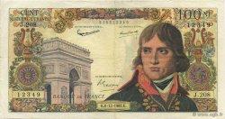100 Nouveaux Francs BONAPARTE FRANCE  1962 F.59.18 TB+