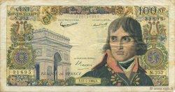100 Nouveaux Francs BONAPARTE FRANCE  1963 F.59.22 TB