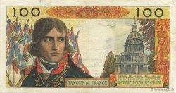 100 Nouveaux Francs BONAPARTE FRANCE  1963 F.59.23 pr.TTB