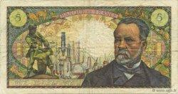 5 Francs PASTEUR FRANCE  1966 F.61.03 TB