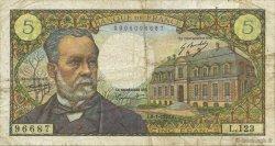 5 Francs PASTEUR FRANCE  1970 F.61.12 B+