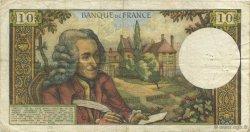 10 Francs VOLTAIRE FRANCE  1972 F.62.59 TB