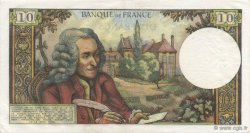 10 Francs VOLTAIRE FRANCE  1973 F.62.65 SUP