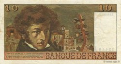 10 Francs BERLIOZ FRANCE  1974 F.63.04 pr.SUP