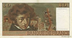 10 Francs BERLIOZ FRANCE  1975 F.63.12 SUP