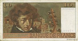 10 Francs BERLIOZ FRANCE  1975 F.63.14 TTB