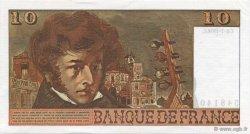 10 Francs BERLIOZ FRANCE  1978 F.63.24a