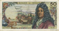 50 Francs RACINE FRANCE  1962 F.64.02 TB à TTB