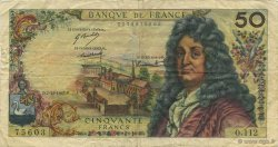 50 Francs RACINE FRANCE  1967 F.64.10 pr.TB