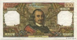 100 Francs CORNEILLE FRANCE  1966 F.65.13 TTB