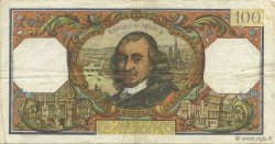 100 Francs CORNEILLE FRANCE  1967 F.65.17 pr.TTB