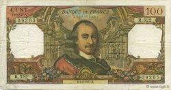 100 Francs CORNEILLE FRANCE  1971 F.65.34 TB
