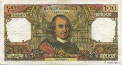 100 Francs CORNEILLE FRANCE  1972 F.65.39 TTB