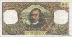 100 Francs CORNEILLE FRANCE  1977 F.65.58 TTB