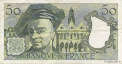 50 Francs QUENTIN DE LA TOUR FRANCE  1977 F.67.02 TTB+